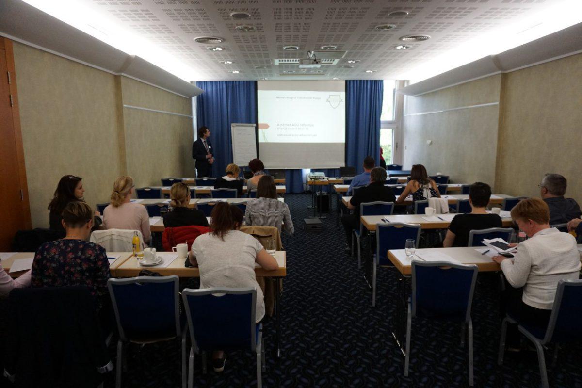 Unternehmertag 2017 des Deutsch-Ungarischen Unternehmerclubs in Budapest