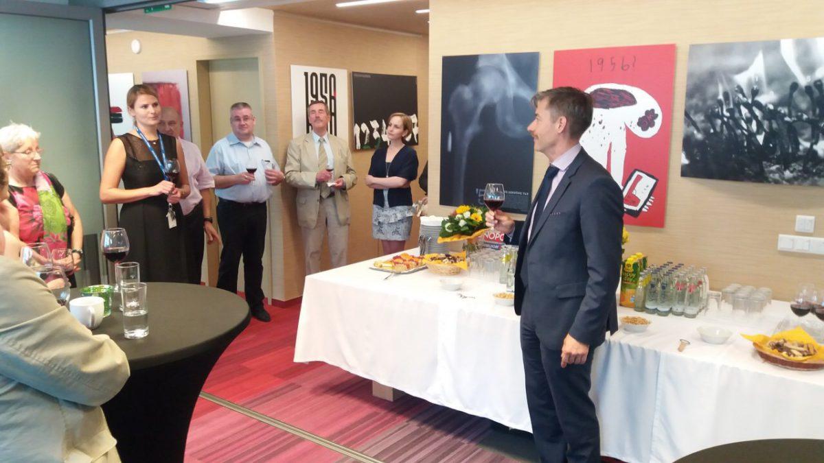 Dr. Windisch Teréz konzul elbúcsúzik