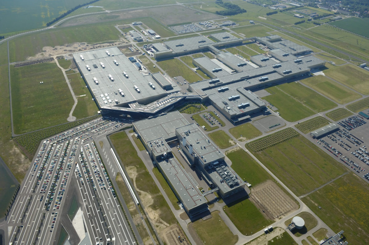 Új gyárat épít a BMW Magyarországon