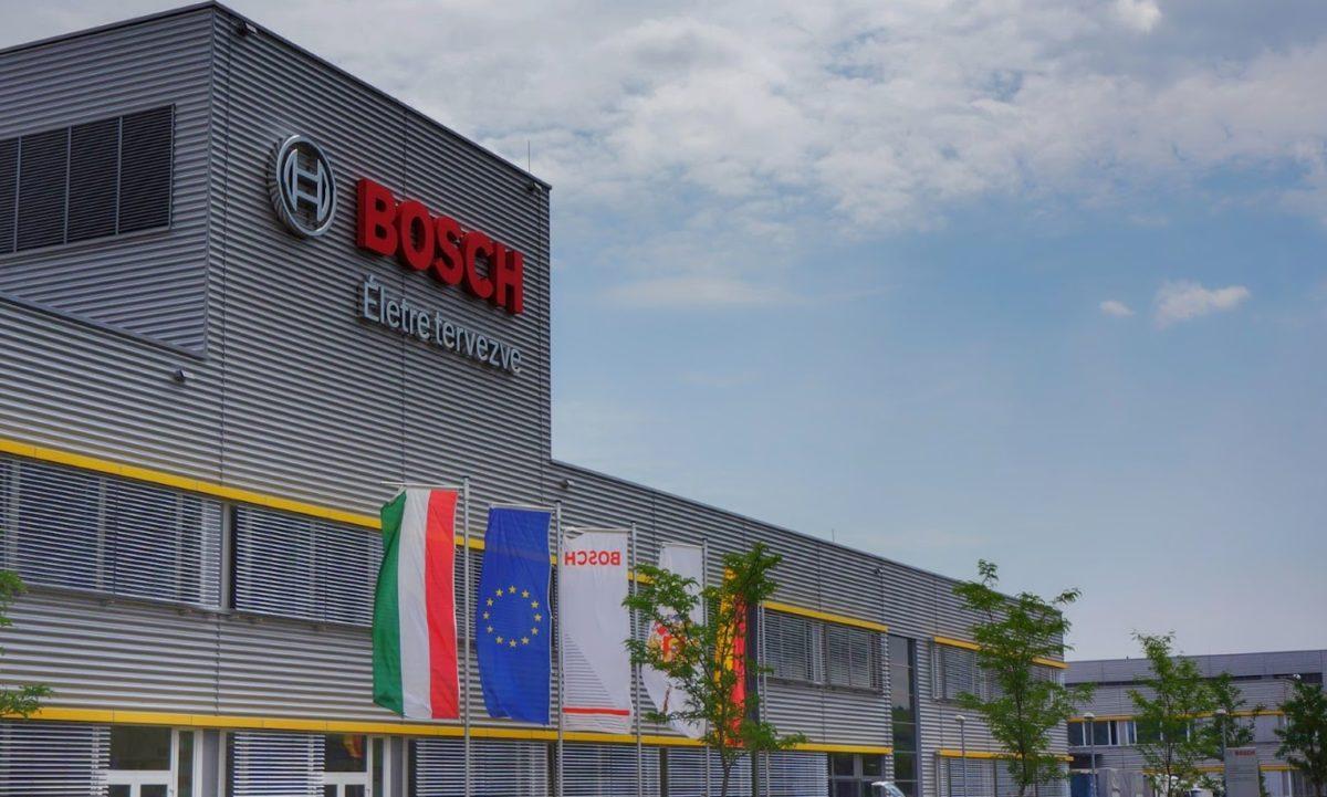 Robert Bosch investiert in Miskolc